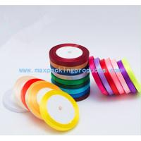 China Colorful Satin Ribbon to Decorate Your Life on sale