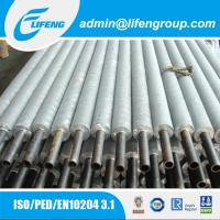 China L aluminium finned tube for air cooler,fin tube bundle on sale