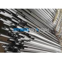 Super Duplex Steel Tubes Stainless Steel Random Length ASTM A789 Tube UNS S32750