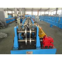 China Total Power 75 Kw Corrugated Iron Sheet Making Machine 1.0-3.2mm For Each Station on sale