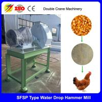 Quality High efficiency poultry Feed Hammer Mill for chicken animal for sale