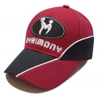 Quality Fashion Colorful Baseball Caps With High Quality 3D Embroidery For Adult for sale