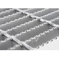Quality High Strength Galvanised Driveway Grates Cross Grid Steel Walkway Grating for sale