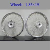 Quality 48Q Motorcycle Spoke Replacement Machined Color High Performance for sale
