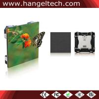China P10mm Outdoor Weather Proof LED Display Screen for Rental - 640x640mm Cabinet on sale