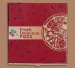 """9"""" Eco friendly Custom Pizza Box"""