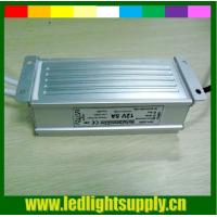 Best 60W single-end output led power supply 12V CE ROHS wholesale