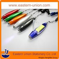 Best Special promotional ballpoint pens with note sticky notes and led light wholesale