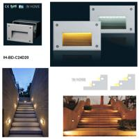 Best Step Light and Stair Light Outdoor Waterproof Recessed LED Wall Lights wholesale