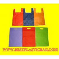 China HDPE/LDPE printed flat food bag on roll on sale