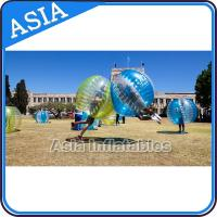 China Fashionable Body Soccer Ball / Body Football Bubble For Retail on sale