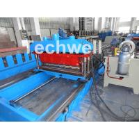 Buy cheap High Speed Metal Tile Cold Roll Forming Machine With Servo Flying Cutting Type from wholesalers