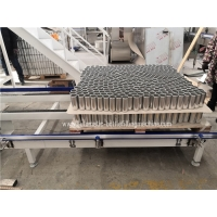 Quality 6000can/H  Empty Can Depalletizer Beverage Can Filling Machine for sale