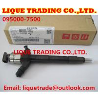 Quality DENSO Genuine Common rail injector 095000-7500 for MITSUBISHI Pajero Montero 4M41 1465A279 for sale