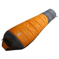 Quality mummy  sleeping bags white duck down  sleeping bags  for  traveling GNSB-021 for sale