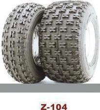 Quality ATV Tires (Z-104) for sale