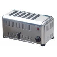 Quality Space Stainless Steel Electric Bread Toaster Conveyor Type For Restaurant for sale