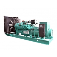 China Mine Industry 320KW 400KVA Emergency Electric Power Generators for sale