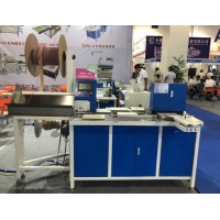 "Buy cheap Max Size 1-1/4"" No need change mould Double Loop Wire Spool Binding Machine from wholesalers"