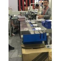 Quality Twin Ring Binding And Punching Machine Full Automatic  4 Times / Notebook for sale
