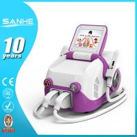 Quality Beijing Sanhe Portable 3 in 1 IPL SHR Super Hair Removal Machines for sale