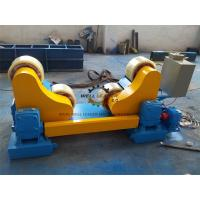Pipe Vessel Pipe Welding Rotator With AC Frequency Converter 20T