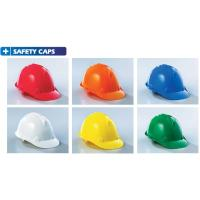 Quality Safety Caps Red/Yellow/Blue/Green certificate CE & ANSI for sale