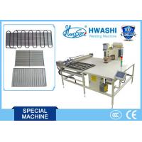 Quality Refrigerator Condenser Wire Mesh Welding Machine , Grill / Line Welding Machine for sale