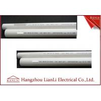 Quality PP PE Electrical Conduit PVC Conduit and Fittings A B C Three Grade 20mm 25mm for sale