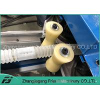 Quality PVC PE PP Plastic Pipe Machine Single Wall Corrugated Pipe Production Line for sale
