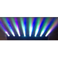 Quality 8* 10W RGBW 4IN1 Multi-Color LED Lamp disco dj stage effect lights with dmx512 sound music for sale
