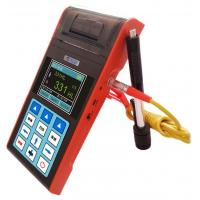 Quality Full Color Screen Hardness Scale Surface Roughness Measuring Instrument for sale