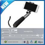 Quality Selfie Sticks Bluetooth Accessory , Extendable Pole Bluetooth Self Shooting Monopod for sale