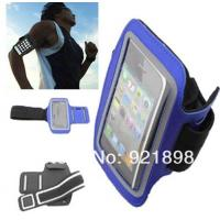 Best Running Sports GYM Armband 9 Color Waterproof Cell Phone Cases For Apple Iphone 5 5G wholesale