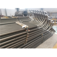 Quality High Frequency Welding Spiral Type Boiler Fin Tube For Heat Exchanger for sale
