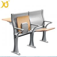 China School Lecture Hall Luxurious Conference Room Chairs With Folded Desk on sale