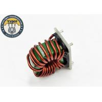 Quality Light weight High Current Common Mode Choke / Toroidal Choke Coil 25mm Size 10KHz for sale