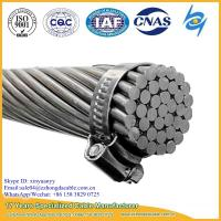 Quality Manufacturer Bare Conductor Overhead/AAC/AAAC/ACSR Conductor Cable (BS/DIN/IEC/ASTM) for sale