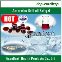China Antarctic Krill Oil Softgel/Soft Capsule on sale