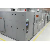 China Refrigeration Pressure Gauges Walk-In Chamber with Temperature Recorders on sale