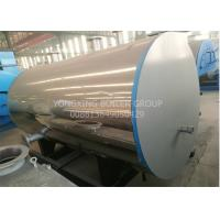 Quality 1.4MW Oil Fired Hot Water Boiler With Big Furnace Threaded Pipe Design for sale