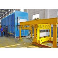 Quality Fabric Conveyor Belt Making Machine / Rubber Belt Vulcanizing Machine for sale
