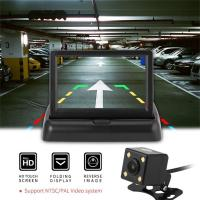 Quality Waterproof Touch Screen Monitor For Car Dashboard 150 Degree Wide Angle for sale