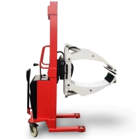 China Compact 1600mm 200kg Paper Roll Stacker Movers Gripper for sale