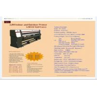 Quality special  3.2m eco solvent printer can reach 70sqm/h for sale