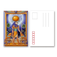 Quality Flip Changing Effect 3d Lenticular Postcards PET / PP / PVC Printing for sale