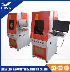 Best Metal CNC Marking Machine Fiber Laser Marking Machine With Raycus 20W Generator wholesale