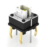 Quality High Quality 6*6mm Momentary Illuminated LED Tactile Button Switches for sale