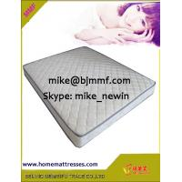 Quality China Manufacturer Queen Size Hight Quality Mattress Firm for sale