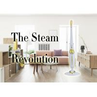 China Green Furniture Steam Cleaner Mop , Laminate Floor Steam Mop And Cleaner Kill All Germs on sale